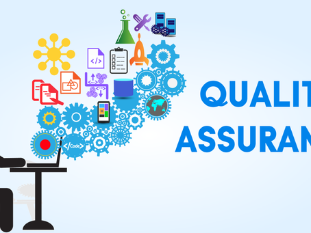 Quality Assurance: An industry first