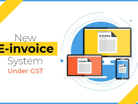 GST e-Invoicing is required for companies above 50 Crores turnover; are you ready?