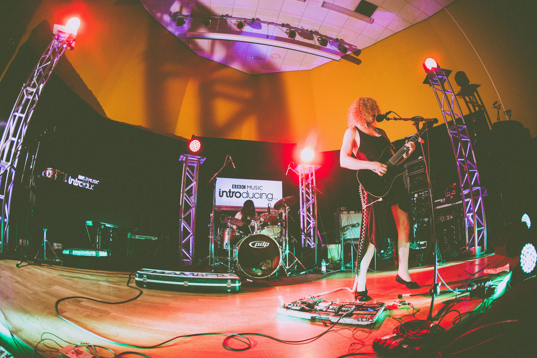 Chambers band - BBC Radio 1 Academy
