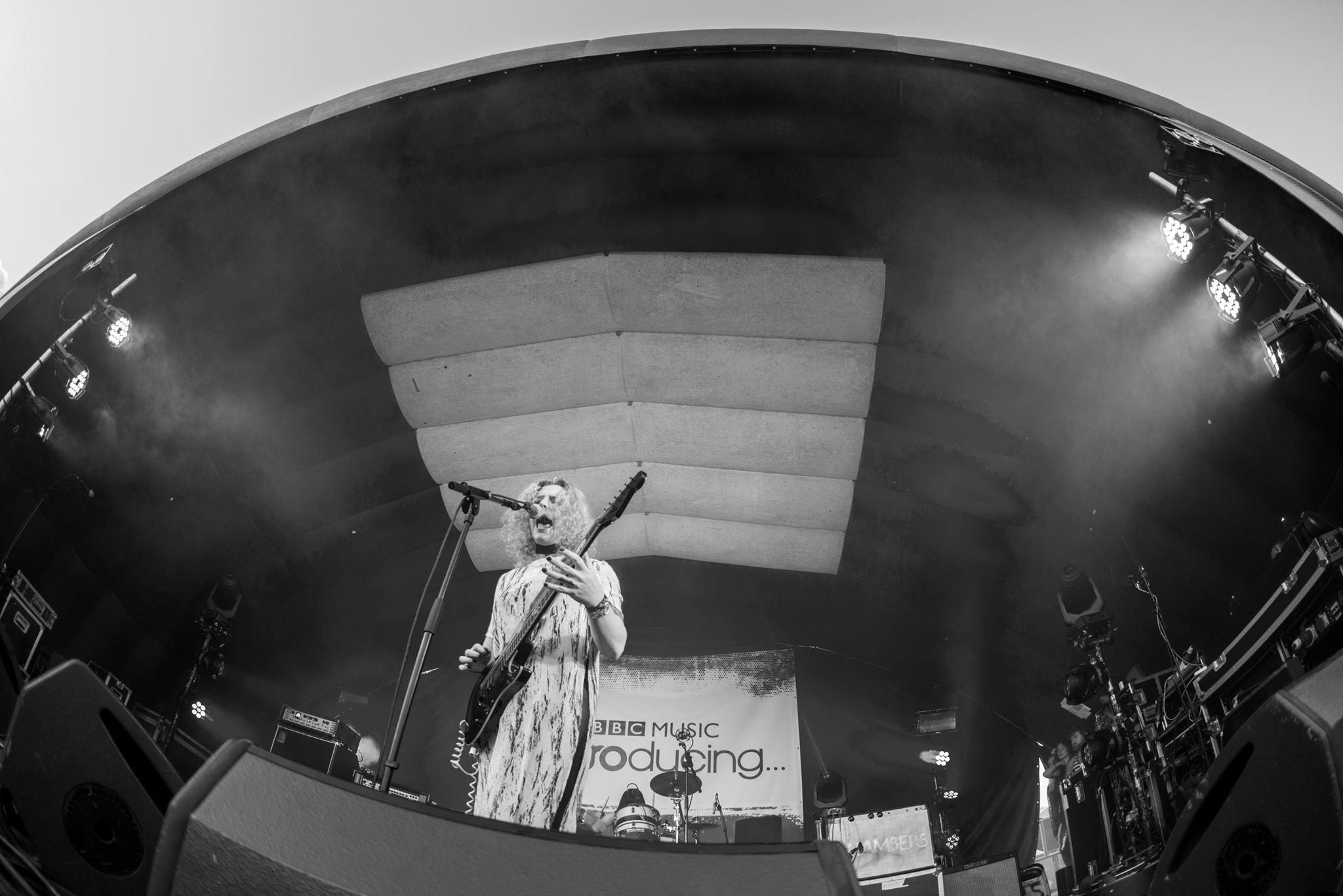 CHAMBERS band - Live