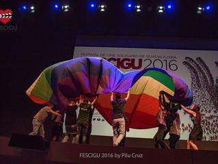 """FESCIGU 2016. PRESENTACIÓN DE LA SECCIÓN """"CINE QUE ENTIENDE"""""""