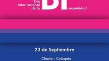 COLOQUIO DÍA DE VISIBILIDAD DE LA BISEXUALIDAD 2019