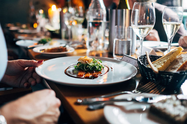 Country Fine Dining and exceptional wines