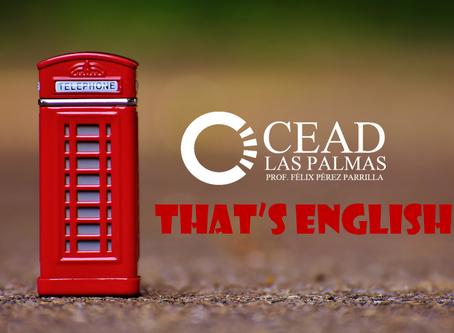 Comienza That's English!