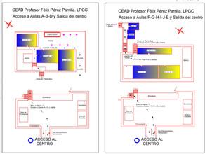 Protocolo e instrucciones para el acceso y realización de las pruebas del primer cuatrimestre  (GES)