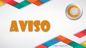 Aviso: Finalizado el plazo de matrícula en Bachillerato