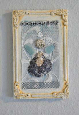 Guardian Angel 20x13 cm - Original Collection