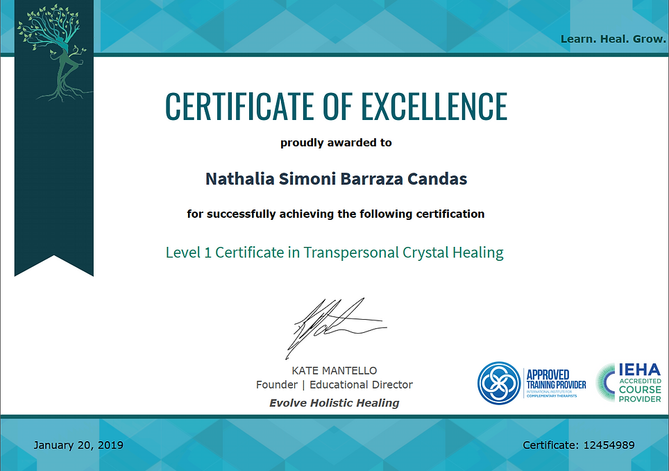 photo of certificate crystal healing.PNG