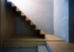八木の家 新築 住宅 2階建 木造 京都府 船井郡 シンプル 和モダン 階段