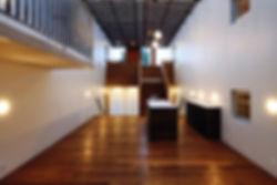 Domus Ishigaki 新築 集合住宅 アパート 2階建 RC コンクリート造 木造 大分県 別府市 シンプル モダン デッキ キッチン シェア デザイナーズ
