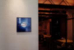 Luna Piena 改装 リノベーション リフォーム 店舗 飲食店 地下1階 RC コンクリート造 大阪府 茨木市 シンプル 表札
