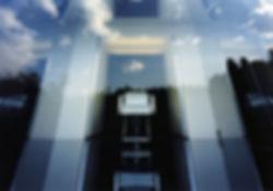 hair salon AURA 改装 リノベーション リフォーム 店舗 美容院 1階 木造 京都府 亀岡市 ガラス