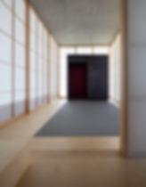 曽根の家 新築 住宅 2階建 RC コンクリート造 コンクリート打放し 木造 関西 大阪府 豊中市 シンプル 和モダン 和室 障子