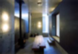 EShouse-01 新築 住宅 平屋建て RC コンクリート造 木造 鉄骨造 奈良県 磯城郡 シンプル モダン ダイニング 土間 暖炉