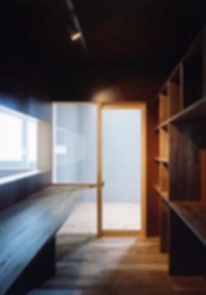 桜ヶ丘の家 新築 住宅 2階建 木造 京都府 綾部市 シンプル 和モダン 書斎 子供部屋