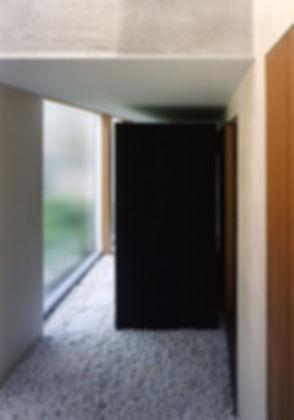 新芦屋の家 新築 住宅 2階建 木造 大阪府 吹田市 シンプル 和モダン 廊下