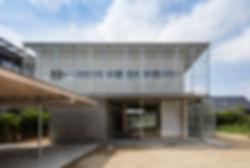 曽根の家 新築 住宅 2階建 RC コンクリート造 コンクリート打放し 関西 木造 大阪府 豊中市 シンプル モダン 外観