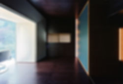 hair salon AURA 改装 リフォーム 店舗 美容院 1階 木造 京都府 亀岡市 和モダン