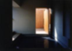 新芦屋の家 新築 住宅 2階建 木造 関西 大阪府 吹田市 シンプル 和モダン 玄関 土間 建築家
