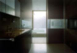 EShouse-01 新築 住宅 平屋建て RC コンクリート造 木造 鉄骨造 奈良県 磯城郡 シンプル モダン 洗面 浴室 風呂 オーダー 造作