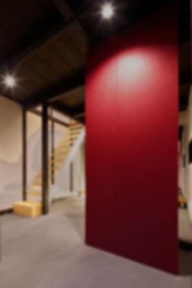 紫野の家 改装 リノベーション リフォーム 住宅 町家 2階建 木造 京都府 京都市 シンプル 和モダン 土間 玄関 ギャラリー お店