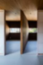 曽根の家 新築 住宅 2階建 RC コンクリート造 木造 大阪府 豊中市 シンプル 和モダン 個室