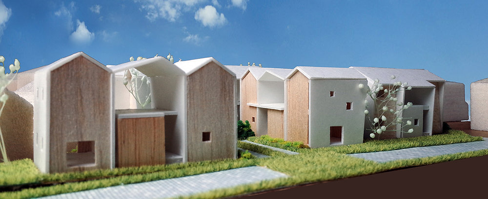 Wn 新築 分譲住宅 2階建 木造 兵庫県 明石市 シンプル モダン ナチュラル 街並み