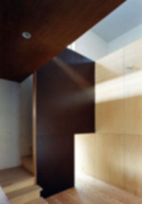 白川の家 新築 住宅 2階建 木造 大阪府 茨木市 シンプル 和モダン