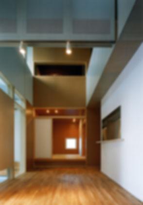 桜ヶ丘の家 新築 住宅 2階建 木造 京都府 綾部市 シンプル 和モダン 和室 ダイニング 吹抜け