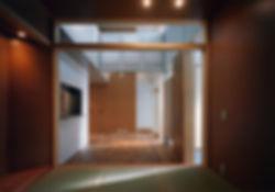 桜ヶ丘の家 新築 住宅 2階建 木造 京都府 綾部市 シンプル 和モダン 和室