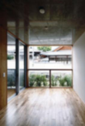 Domus Ishigaki 新築 集合住宅 アパート 2階建 RC コンクリート造 木造 大分県 別府市 シンプル モダン 個室 デザイナーズ