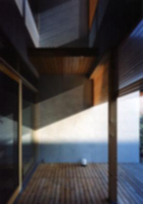 桜ヶ丘の家 新築 住宅 2階建 木造 京都府 綾部市 シンプル 和モダン デッキ 自然素材 関西