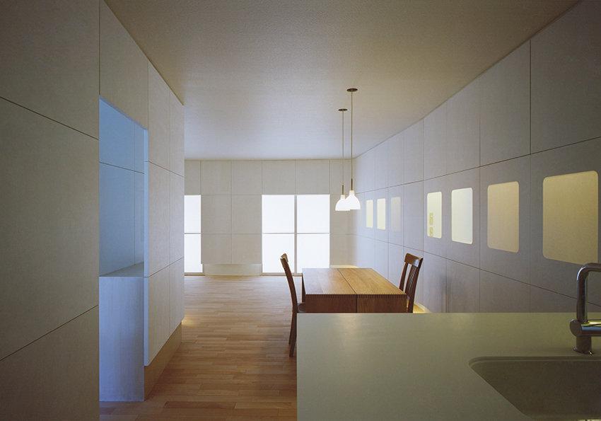 甲子園の家 改装 リノベーション リフォーム 住宅 1階 関西 兵庫県 西宮市 シンプル モダン ダイニング 明るい おしゃれな空間 デザイナーズ 建築家 介護 自然素材