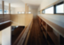 白川の家 新築 住宅 2階建 木造 大阪府 茨木市 シンプル 和モダン 吹抜け