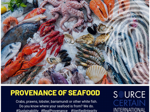 Provenance of Seafood