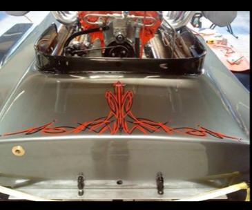 Speed boat design