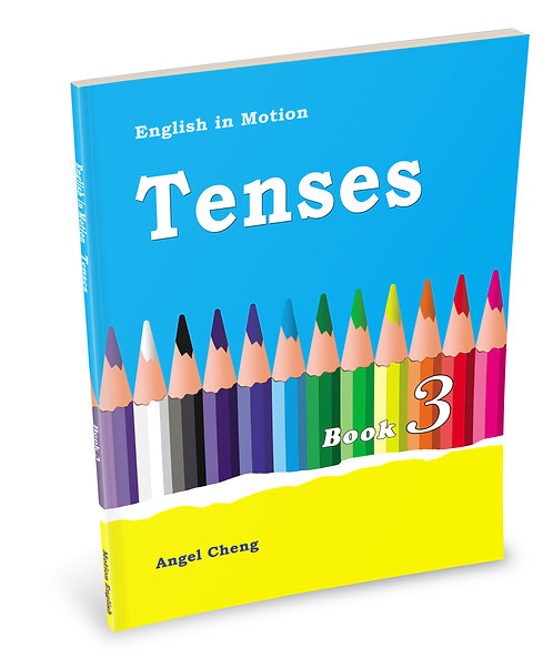 English in Motion Tenses Book 3