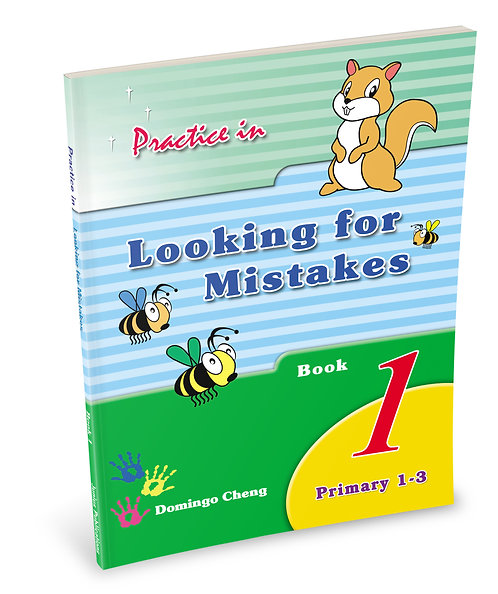 Practice in Looking for Mistakes Book1