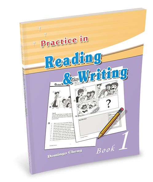 Practice in Reading & Writing Book 1