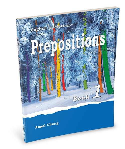 English in Motion Prepositions Book 1