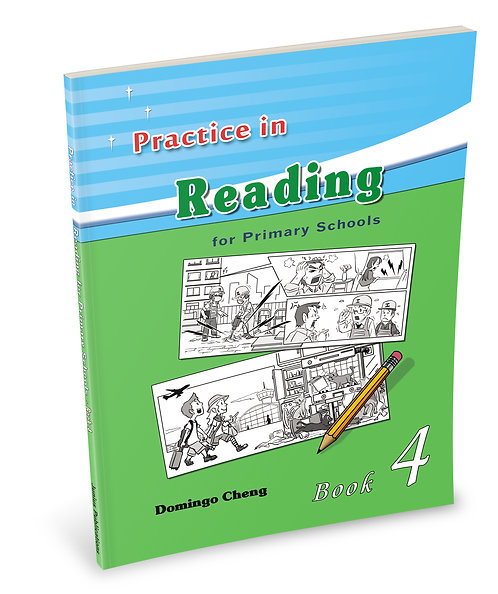 Practice in Reading for Primary Schools Book 4