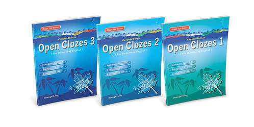 Complete Drills in Open Clozes Set