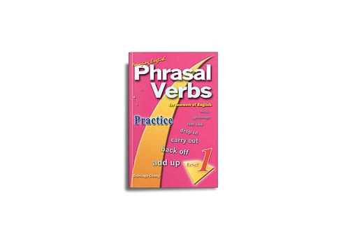 Amazing English Phrasal Verbs Practice Level 1