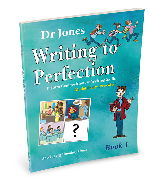Dr Jones Writing to Perfection