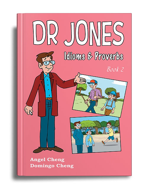 Dr Jones Idioms & Proverbs Book 2