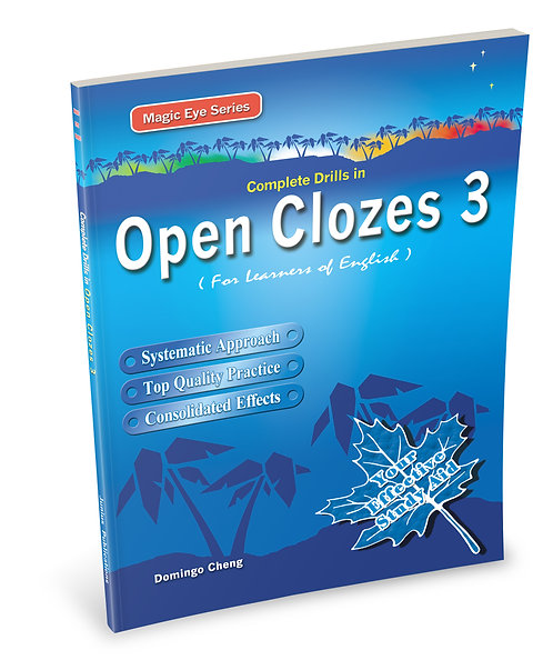 Complete Drills in Open Clozes 3