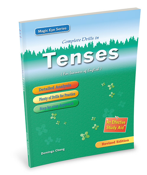 Complete Drills in Tenses (Revised Edition)