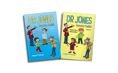 Dr Jones Everyday English Set