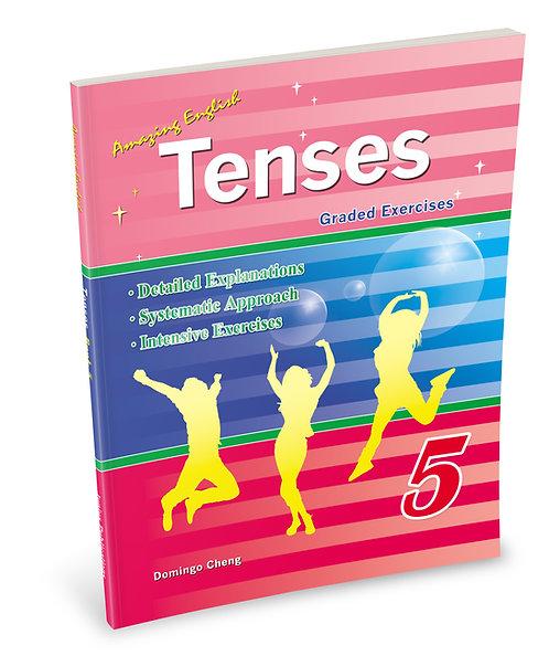 Amazing English Tenses - Book 5