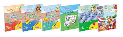 Primary 4 Practice Kit
